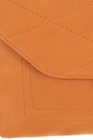 Дамска чанта Verde, Цвят Жълт, Еко кожа, Цена 14,75лв.