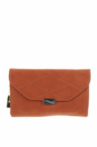Дамска чанта Verde, Цвят Кафяв, Еко кожа, Цена 10,62лв.