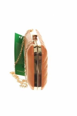 Дамска чанта Verde, Цвят Кафяв, Еко кожа, Цена 12,98лв.
