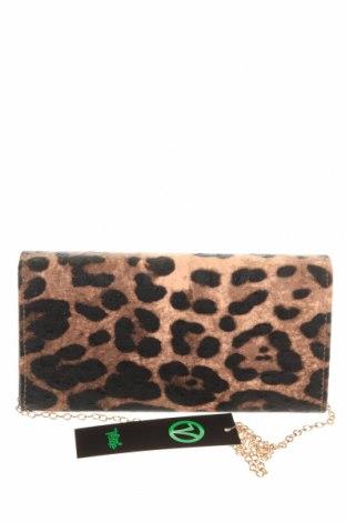 Дамска чанта Verde, Цвят Многоцветен, Еко кожа, Цена 9,44лв.