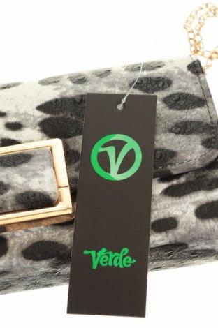 Дамска чанта Verde, Цвят Многоцветен, Еко кожа, Цена 10,62лв.