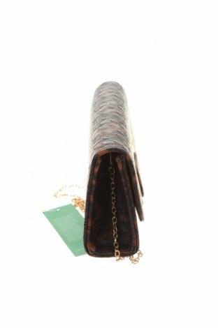 Дамска чанта Verde, Цвят Кафяв, Еко кожа, Цена 9,44лв.