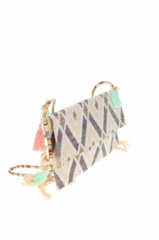 Дамска чанта Verde, Цвят Многоцветен, Текстил, Цена 8,28лв.