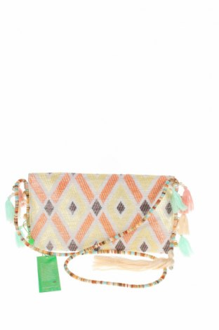 Дамска чанта Verde, Цвят Многоцветен, Текстил, Цена 15,87лв.