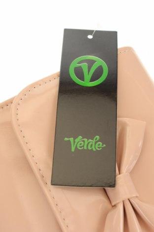 Дамска чанта Verde, Цвят Розов, Еко кожа, Цена 13,57лв.