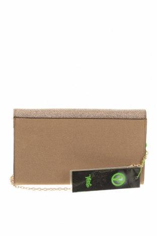 Дамска чанта Verde, Цвят Кафяв, Текстил, Цена 13,57лв.