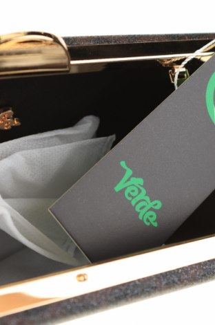 Дамска чанта Verde, Цвят Червен, Текстил, Цена 10,64лв.