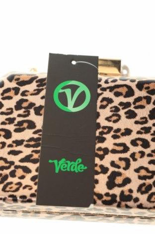 Дамска чанта Verde, Цвят Многоцветен, Текстил, Цена 19,47лв.