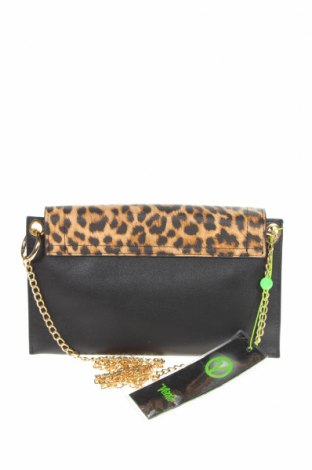 Дамска чанта Verde, Цвят Бежов, Еко кожа, Цена 13,57лв.