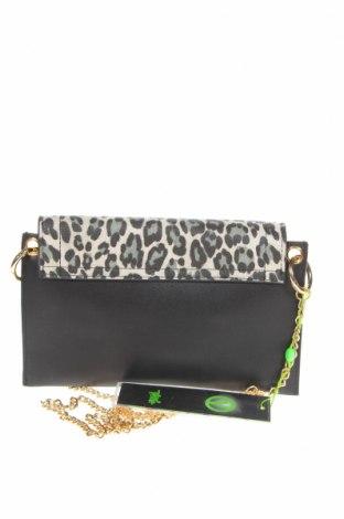 Дамска чанта Verde, Цвят Многоцветен, Еко кожа, Цена 22,42лв.