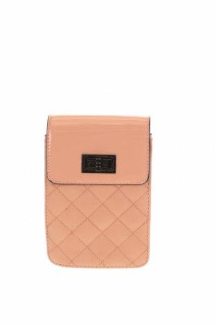 Γυναικεία τσάντα Verde, Χρώμα Ρόζ , Δερματίνη, Τιμή 6,99€