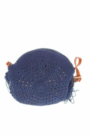 Γυναικεία τσάντα Verde, Χρώμα Μπλέ, Κλωστοϋφαντουργικά προϊόντα, Τιμή 18,85€