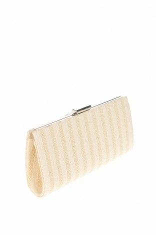 Дамска чанта Verde, Цвят Екрю, Текстил, Цена 11,80лв.