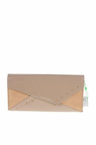Γυναικεία τσάντα Verde, Χρώμα  Μπέζ, Δερματίνη, κλωστοϋφαντουργικά προϊόντα, Τιμή 16,12€