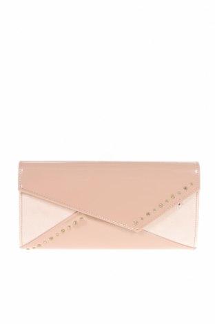 Γυναικεία τσάντα Verde, Χρώμα Ρόζ , Δερματίνη, κλωστοϋφαντουργικά προϊόντα, Τιμή 15,21€