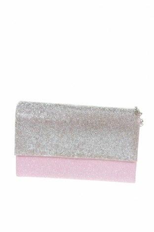 Γυναικεία τσάντα Verde, Χρώμα Ρόζ , Κλωστοϋφαντουργικά προϊόντα, Τιμή 8,51€
