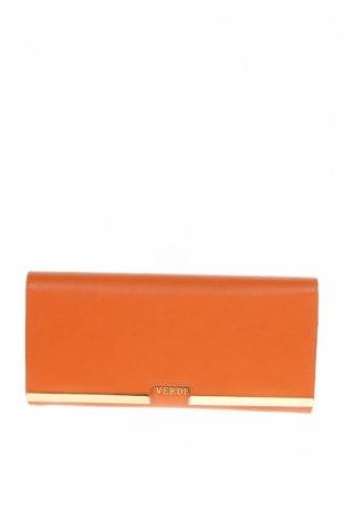 Дамска чанта Verde, Цвят Кафяв, Еко кожа, Цена 9,40лв.