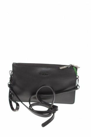 Дамска чанта Verde, Цвят Черен, Еко кожа, Цена 19,60лв.