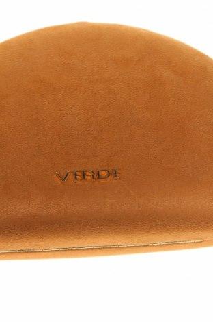 Дамска чанта Verde, Цвят Кафяв, Текстил, Цена 19,00лв.