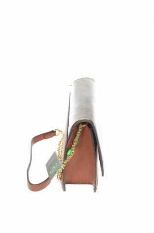 Дамска чанта Verde, Цвят Кафяв, Еко кожа, Цена 15,18лв.