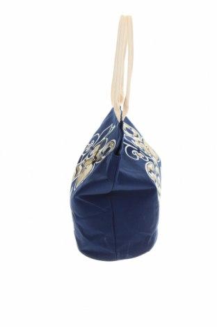 Чанта Verde, Цвят Син, Текстил, Цена 23,60лв.