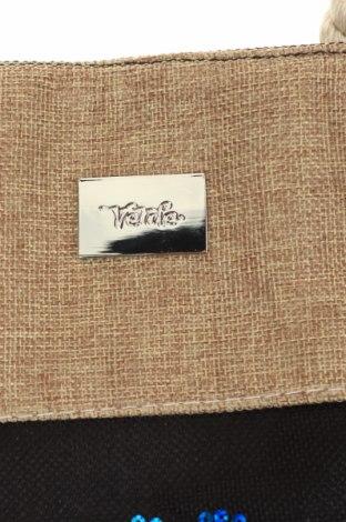 Чанта Verde, Цвят Черен, Текстил, Цена 21,78лв.