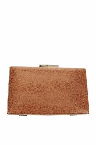 Γυναικεία τσάντα Verde, Χρώμα Καφέ, Δερματίνη, Τιμή 6,69€