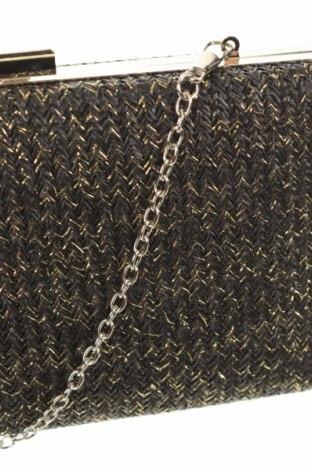 Дамска чанта Verde, Цвят Сив, Текстил, Цена 42,00лв.