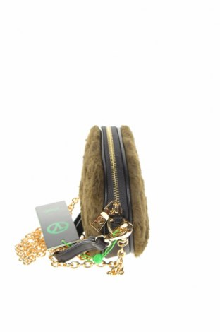 Дамска чанта Verde, Цвят Зелен, Текстил, Цена 9,80лв.