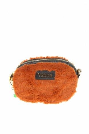 Дамска чанта Verde, Цвят Кафяв, Текстил, Цена 10,78лв.