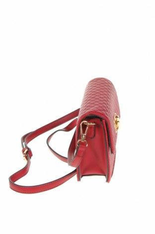 Дамска чанта Verde, Цвят Червен, Еко кожа, Цена 44,25лв.