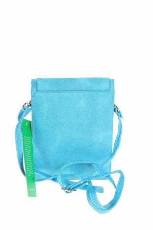 Дамска чанта Verde, Цвят Син, Еко кожа, Цена 24,96лв.