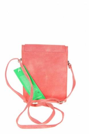 Дамска чанта Verde, Цвят Червен, Еко кожа, Цена 39,00лв.