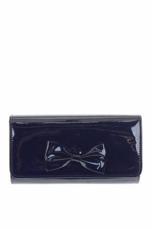 Дамска чанта Verde, Цвят Син, Еко кожа, Цена 44,25лв.