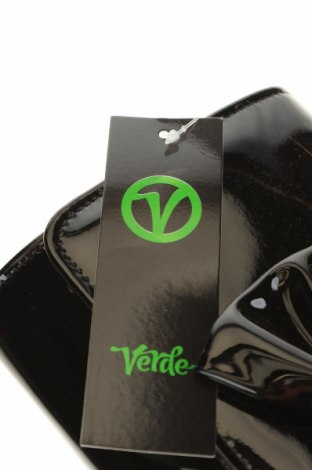 Дамска чанта Verde, Цвят Черен, Еко кожа, Цена 44,25лв.