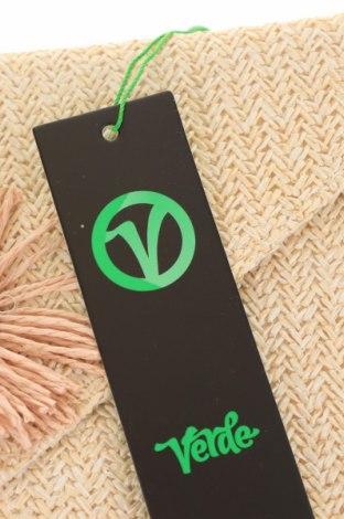 Дамска чанта Verde, Цвят Бежов, Други материали, Цена 39,00лв.