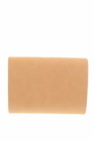 Γυναικεία τσάντα Verde, Χρώμα  Μπέζ, Δερματίνη, Τιμή 22,81€