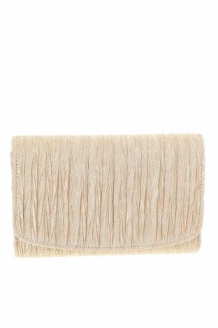 Дамска чанта Verde, Цвят Бежов, Текстил, Цена 40,50лв.