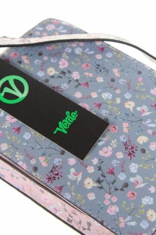 Дамска чанта Verde, Цвят Многоцветен, Еко кожа, Цена 44,25лв.
