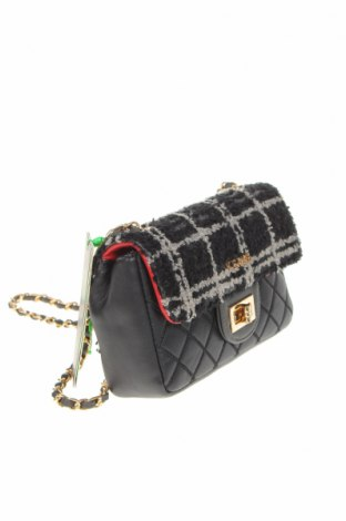 Дамска чанта Verde, Цвят Черен, Еко кожа, Цена 15,34лв.