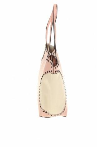 Дамска чанта Verde, Цвят Розов, Еко кожа, Цена 32,04лв.