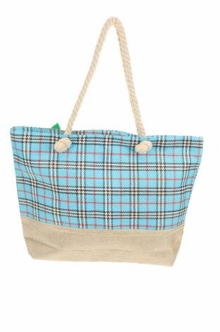 Чанта Verde, Цвят Син, Други тъкани, Цена 20,70лв.