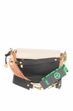 Дамска чанта Verde, Цвят Многоцветен, Еко кожа, Цена 18,17лв.