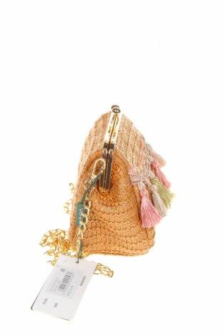Дамска чанта Verde, Цвят Кафяв, Други материали, Цена 11,21лв.