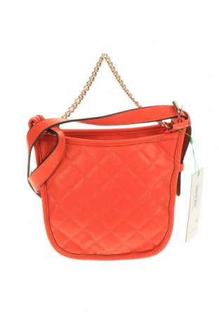 Γυναικεία τσάντα Verde, Χρώμα Πορτοκαλί, Δερματίνη, Τιμή 22,81€