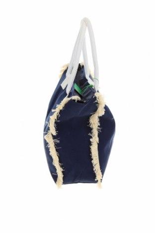 Чанта Verde, Цвят Син, Текстил, Цена 24,15лв.