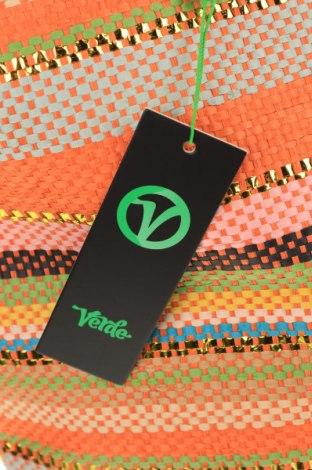 Чанта Verde, Цвят Многоцветен, Други тъкани, Цена 21,28лв.