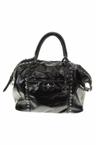 Γυναικεία τσάντα Verde, Χρώμα Μαύρο, Δερματίνη, Τιμή 12,85€