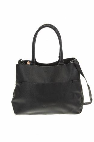 Дамска чанта Witchery, Цвят Черен, Еко кожа, Цена 45,73лв.