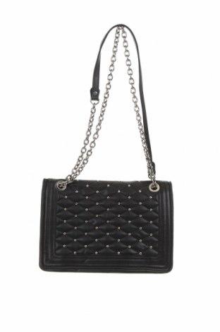 Дамска чанта Zara, Цвят Черен, Еко кожа, Цена 39,90лв.